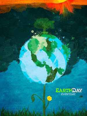 Earth Day Posters on Global Warming