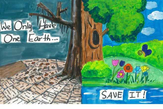 Earth Day Posters for Kids