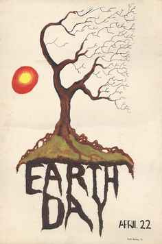 Thought Provoking Earth Day Posters