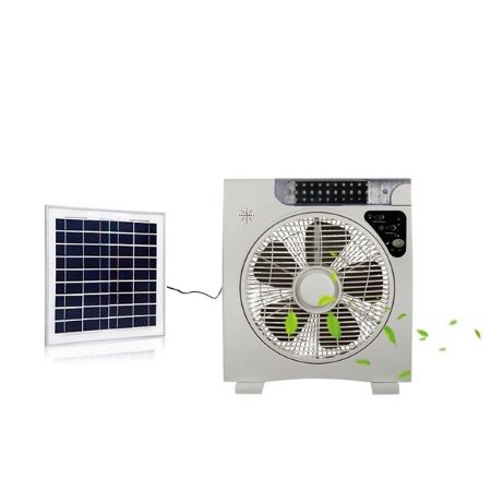 YINGLI SOLAR cooling solar powered fan