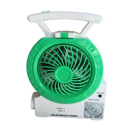 Hereta multipurpose fan with accessories