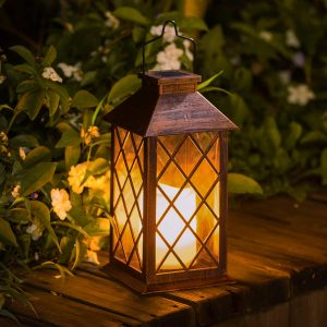 Take me solar lanterns for gardens