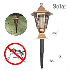 LED light containing insect killer by naiflowers lights