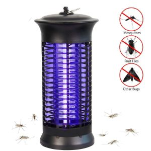 NoBug solar-powered bug zapper
