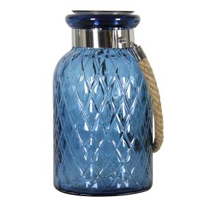 Exhart solar jar lanterns