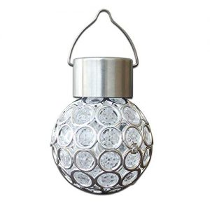 SANGDA color changing solar light for decoration