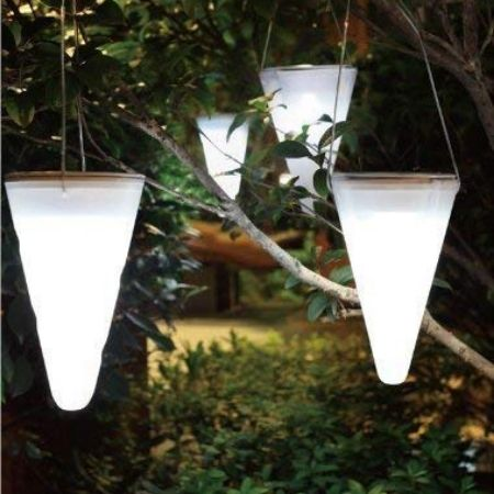 Cuzile Hanging lights for trees